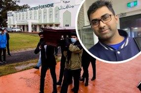 'I wish we could have huggedhim once more': Sydney flood victim farewelled