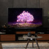 A high-end TV that might actually fit in your space (and budget)
