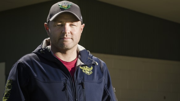 Andrew McFadden joins Canberra Raiders coaching ranks