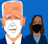 Beyond the burbling chaos, the presidency is Biden's to lose