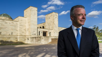 Brendan Nelson steps down as director of the Australian War Memorial