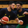 Bolden's chance to make Boomers mark