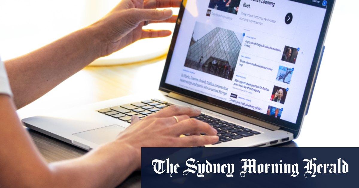 International news sites crash in major internet outage – Sydney Morning Herald
