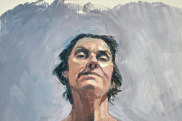 Charliese Allen's painting of her mother, 'Momasito', winner of the Young Archie Award 16-18 years.