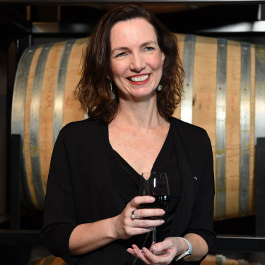 Katie Hodgson from Treasury Wines says forcing people back to work would be a mistake.