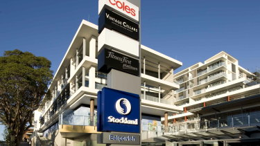 Stockland Balgowlah will offer the new Deliver on Demand marketplace app.