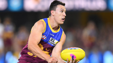 Hugh McCluggage had another outstanding season for the Brisbane Lions.