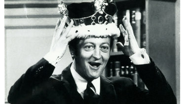 "Graham Kennedy: Channel Nine's ""King""."