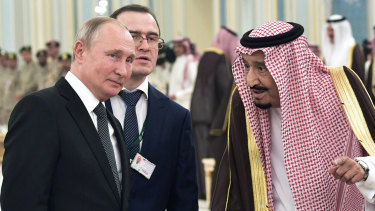 Russian President Vladimir Putin and Saudi Arabia's King Salman have agreed to a deal, but how long will oil peace last?