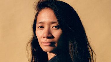 Nomadland director Chloe Zhao.