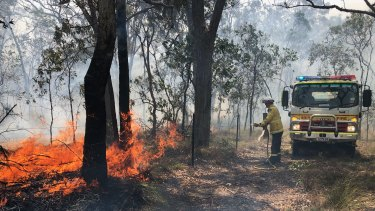 Victorian firefighters will join NSW crews helping their Queensland colleagues battle the bushfires.