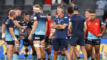 Rob Penney was sacked by the Waratahs in March.