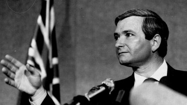 Nick Greiner's minority government persevered between 1991 and 1995 with the support of four lower house independents who were responsible, reasonable and committed to stable government.