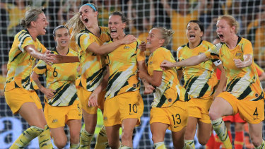 Football Australia wants the nation's hosting of the Women's World Cup to have a significant legacy.