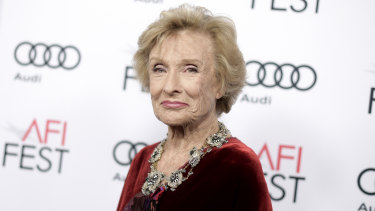 Cloris Leachman, pictured here in 2016, has died at the age of 94.