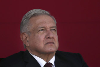 Andres Manuel Lopez Obrador says the Tulum police murdered Victoria Salazar.
