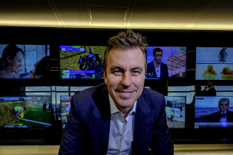 Wagering entrepreneur Matt Tripp is close to a consortium preparing to bid for TAB, but could also be involved in a demerger.