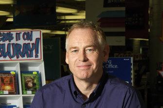 JB Hi-Fi's new CEO, Terry Smart.