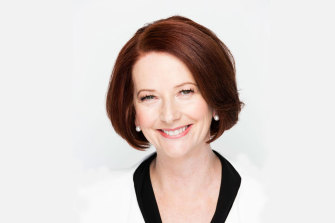 Former prime minister Julia Gillard talks to influential women in A Podcast of Her Own.