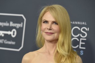 Nicole Kidman leads the cast in Nine Perfect Strangers.