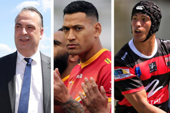 NRL club chiefs poll: Suaalii stance, Abdo v Greenberg and Izzy welcome?