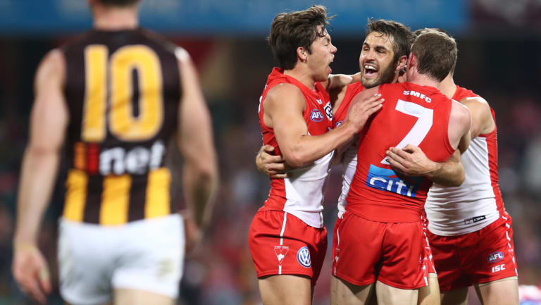 Another finals series, but the Swans have been hard to read throughout 2018.