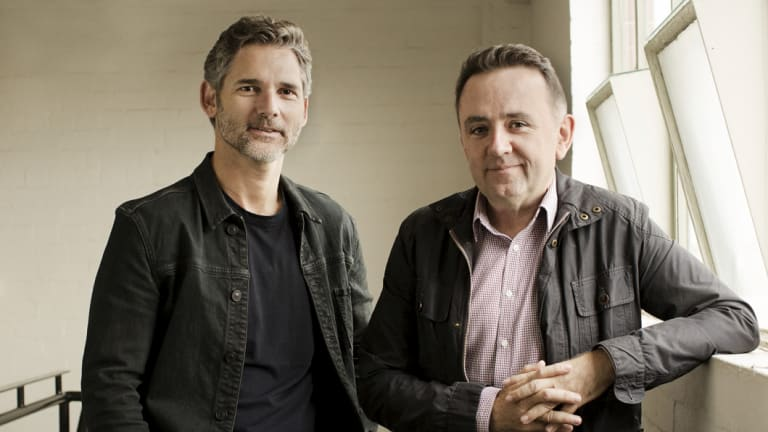 Actor Eric Bana and writer-director-producer Robert Connolly will team up on the film adaptation of Jane Harper's novel The Dry.