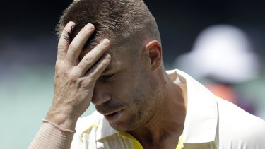 David Warner was banned for 12 months for his role.