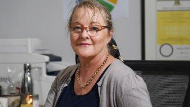 Killarney Heights High School principal Hayley Emmerton works about 50 hours a week.
