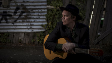 Charles Jenkins was facing potentially fatal brain surgery when he recorded his latest album.
