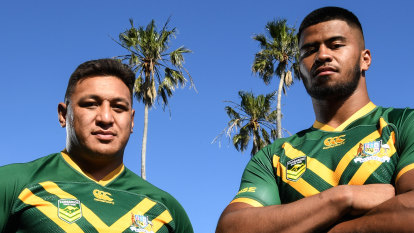 Kangaroos prop Papalii to have scan on ribs before Kiwis clash