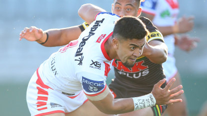 Bulldogs-bound Lafai to become next Dragon to depart