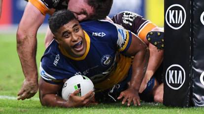 Rugby league is back as the Eels flex their muscle to reboot season
