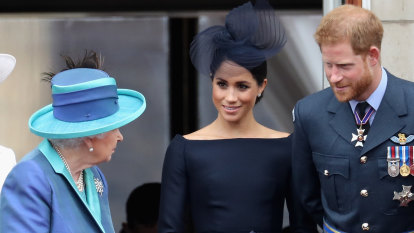 Queen's message to Harry and Meghan couldn't be clearer: It's over