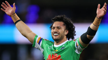 'I have never been happier': How Stuart saved Harawira-Naera's career