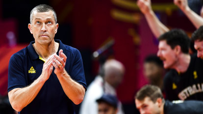 'Regroup. Refocus. Reinvigorate:' Boomers pledge to move forward after heartbreak against Spain