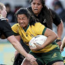 Wallaroos captain gets discounted ban for biting
