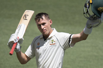 Marnus Labuschagne is the rising star of Australian cricket.