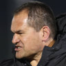 Rennie expects success from get-go as Wallabies coach