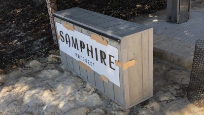 Sorry Samphire, I think we need to break up. It's not Rottnest or me – it's you!