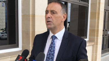 Opposition police spokesman Peter Katsambanis has questioned why it took 11 days to bring repeat sex offender Edward Latimer in front of a magistrate after breaching his release orders.