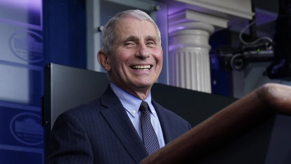 'Liberating': Dr Fauci is back and in step with White House