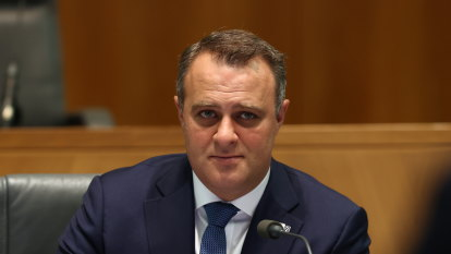'Clear conflict of interest': Superannuation boss demands scrutiny of Tim Wilson's use of economics committee