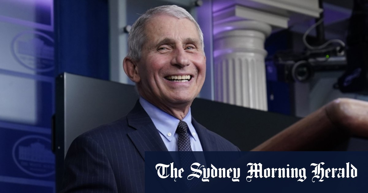 'Liberating': Dr Fauci is back and in step with White House – Sydney Morning Herald