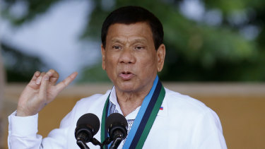 Philippine President Rodrigo Duterte has alarmed critics because of the number of apparently extra-judicial killings of suspected drug dealers.