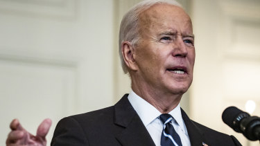 US President Joe Biden ordering all executive branch employees, federal contractors and millions of health-care workers to be vaccinated.