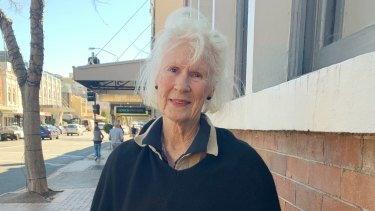 Kerry Spence is opposed to a Woolworths opening on Military Road.
