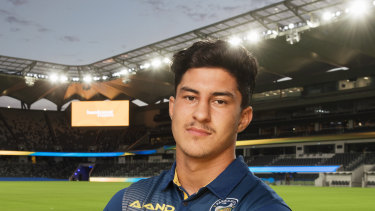 Dylan Brown has compiled a phenomenal winning record in the blue and gold jersey.