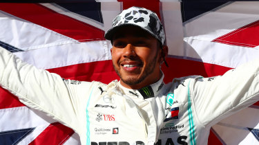Hamilton insists he still has the motivation to continue his run at the top.