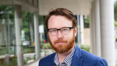QUT researcher Timothy Graham is studying the prevalence of bots before, during and after the Australian 2019 federal election campaign.